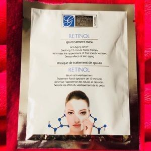 Global Beauty Retinol Spa Treatment Mask